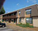Arbors Apartment Community, J O Kelly Middle School, Springdale, AR