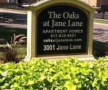 Oaks at Jane Lane, Haltom High School, Haltom City, TX
