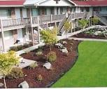 Highland Court Apartments, Delong Elementary School, Tacoma, WA