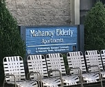 Mahanoy Elderly, Mahanoy Area Elementary School, Mahanoy City, PA