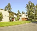 Madrona Estates Townhomes, Curtis Junior High School, University Place, WA