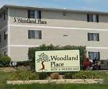 Woodland Place Apartments, Indian Hills Junior High School, Clive, IA