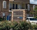 Fountains At The Bayou, Thompson Intermediate School, Houston, TX