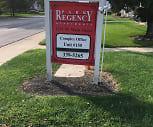 Park Regency Apartments, Troy High School, Troy, OH