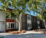 Colorado Park Apartments, Jane Lathrop Stanford Middle School, Palo Alto, CA