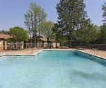 Pool, Longview Square Apartments