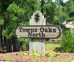 Towne Oaks Apartments, Longview, TX