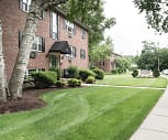 Albemarle Garden Apartments, FA Day Middle School, Newton, MA
