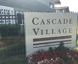 Cascade, Earl Warren Elementary School, Sacramento, CA