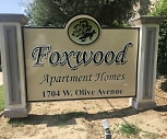 Foxwood Apartments, Porterville, CA
