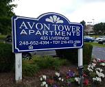 Avon Towers, 48306, MI