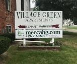 Village Green Apts, Findlay, OH