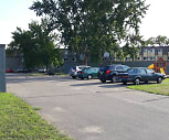 109th Place Apartments, Hoover Elementary School, Coon Rapids, MN