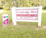 Cambridge West, 36575, AL