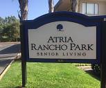 Atria Rancho Park, Charter Oak High School, Covina, CA