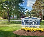 Community Signage, Tuckaway Heights Apartments