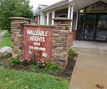 Malleable Heights, Sharon High School, Sharon, PA