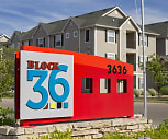 Block 36, Woodhull, MI