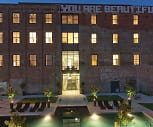 National Rice Mill Lofts, Southern University  New Orleans, LA