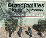 South Mountain Terrace - Senior Housing, Percy L Julian School, Phoenix, AZ
