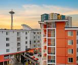 Fountain Court, South Lake Union, Seattle, WA