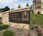 Village Pointe Commons, St Francis Borgia School, Cedarburg, WI