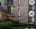 Hilltop Garden, Fitchburg State University, MA
