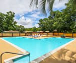 Pool, Donaree Village Apartments