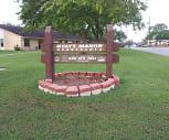 Hyatt Manor Apartments, Gonzales High School, Gonzales, TX