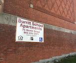 Burritt School Apartments, New Britain, CT