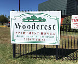 Woodcrest Apartments, West Odessa, TX