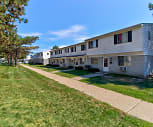 Grosvenor North Apartments, Alcott Elementary School, Pontiac, MI
