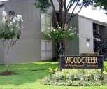 Community Sign, Woodcreek of Northwest Crossing