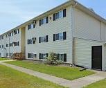 Building, Creekview Estates