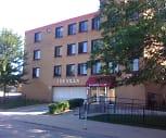 Villa Apartments, Downtown West, Minneapolis, MN