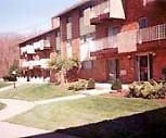 Northview Apartments, Garfield Middle School, Lakewood, OH