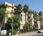 Exterior, Palm Court Apartments
