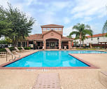 Pool, Cienega-Linda Apartments