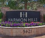 Community Signage, Harmon Hills