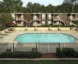 Pool, Rankin Square Apartments