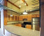 Kitchen, 17th Street Lofts