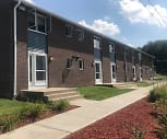 Park West Apartments, Ellington, CT