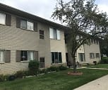 Waters Edge Apartments, Brownstown, MI
