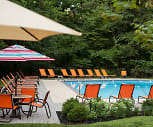 Pool, Westover Club Apartments