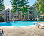 Pool, Hunt Club Apartments