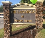 The Landings At Forest Acres, W G Sanders Middle School, Columbia, SC