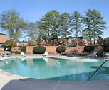 Brittany Place Apartments, Ireland Drive Middle School, Fayetteville, NC