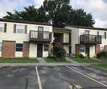Meadowood Apartments, Alcoa High School, Alcoa, TN