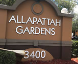 Allapattah Gardens, Georgia Jones Ayers Middle School, Miami, FL
