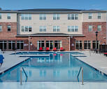 Pool, The Reserve At Greensboro - Per Bed Lease